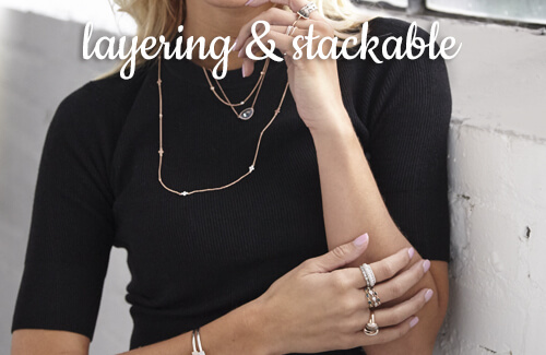 Layering & Stackable